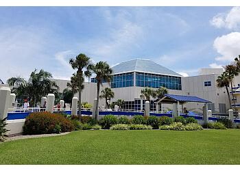 Corpus Christi places to see Texas State Aquarium