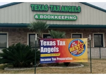 Killeen tax service Texas Tax Angels & Bookkeeping, LLC
