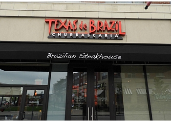 Rochester steak house Texas de Brazil