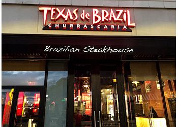 Rochester steak house Texas de Brazil
