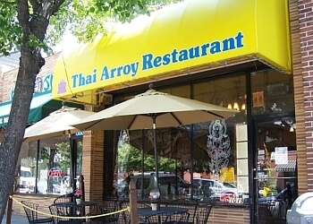 Baltimore thai restaurant Thai Arroy