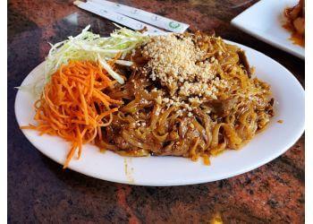 Spokane thai restaurant Thai Bamboo Restaurant