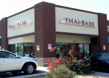 Chandler thai restaurant Thai Basil Chandler