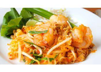 Fullerton thai restaurant Thai Basil Restaurant