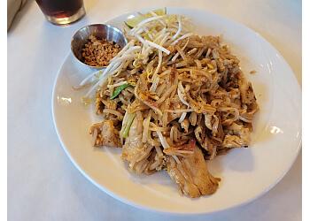 Houston thai restaurant Thai Bistro