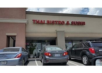 San Antonio thai restaurant Thai Bistro & Sushi