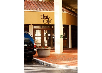 Hialeah thai restaurant Thai Cafe