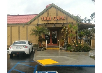 Irvine thai restaurant Thai Cafe
