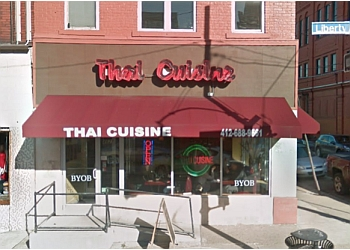 Pittsburgh thai restaurant Thai Cuisine