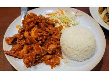 Victorville thai restaurant Thai Dawn Bistro
