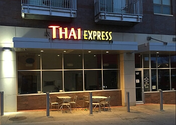 Columbia thai restaurant Thai Express