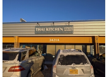 Anchorage thai restaurant Thai Kitchen