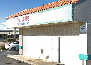 Victorville thai restaurant Thai Lotus Restaurant
