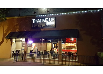 Stockton thai restaurant Thai Me Up