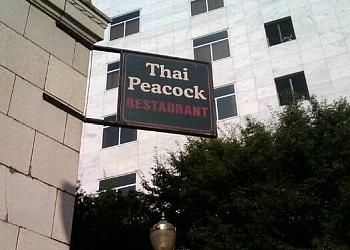 Portland thai restaurant Thai Peacock Restaurant