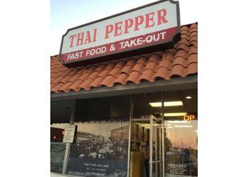 Huntington Beach thai restaurant Thai Pepper