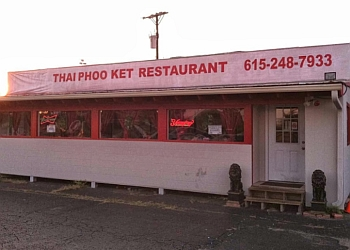 Nashville thai restaurant Thai Phooket restaurant