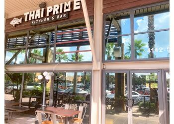 Tampa thai restaurant Thai Prime Kitchen & Bar