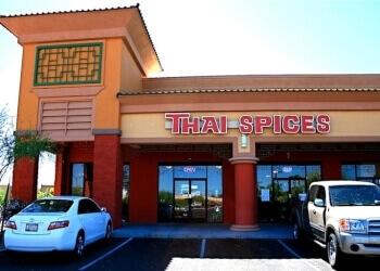 Mesa thai restaurant THAI SPICES