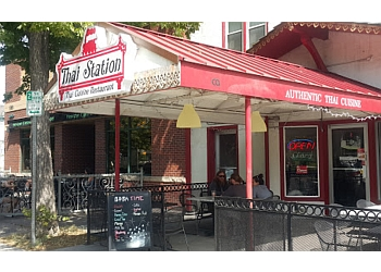Fort Collins thai restaurant Thai Station
