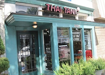 Washington thai restaurant Thai Tanic Restaurant
