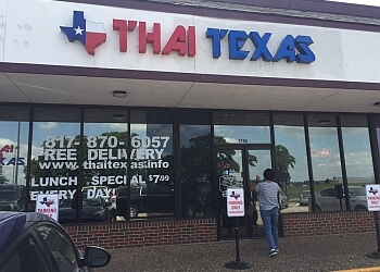 Arlington Thai Restaurant Texas