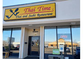 Jackson thai restaurant Thai Time Thai and Sushi Restaurant