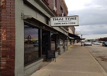 3 Best Thai Restaurants In Peoria Il