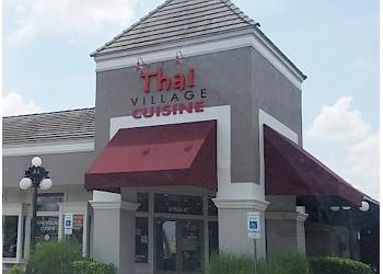 Tulsa thai restaurant Thai Village