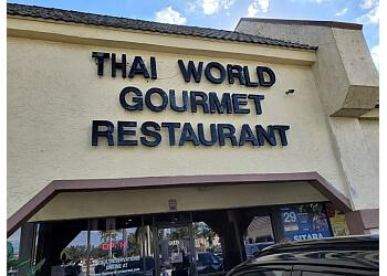 Pembroke Pines thai restaurant Thai World Restaurant