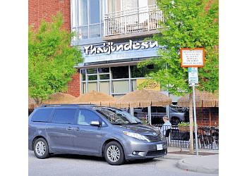 Newport News thai restaurant Thaijindesu