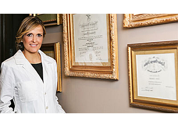 Los Angeles gynecologist Thais Aliabadi, MD
