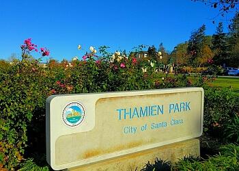 Thamien Park trail