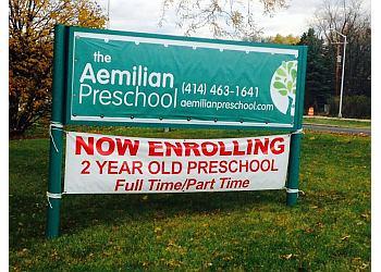 Milwaukee preschool The  AEMILIAN PRESCHOOL
