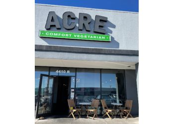Albuquerque vegetarian restaurant The Acre