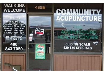THE ACUPUNCTURE HEALING CENTER