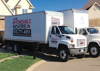 Des Moines moving company The Affordable Movers