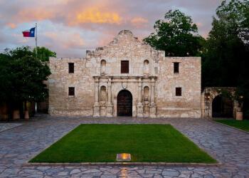San Antonio landmark The Alamo
