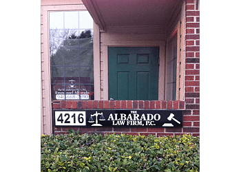Denton immigration lawyer The Albarado Law Firm, P.C.