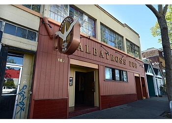 Berkeley sports bar The Albatross Pub
