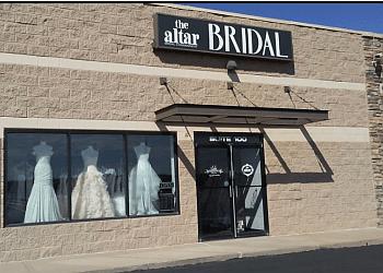 Aurora bridal shop The Altar Bridal