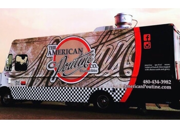 Gilbert food truck The American Poutine Co