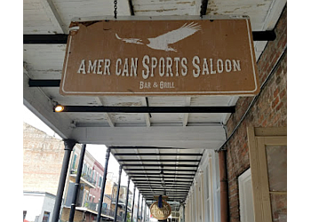 New Orleans sports bar The American Sports Saloon