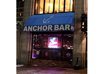 Detroit sports bar The Anchor Bar
