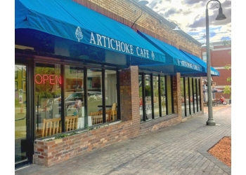 Albuquerque american restaurant The Artichoke Cafe