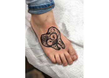 Port St Lucie tattoo shop The Artness Colorworks