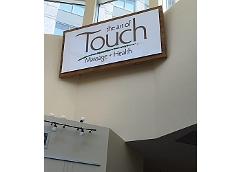 Atlanta massage therapy The Art of Touch Massage + Health