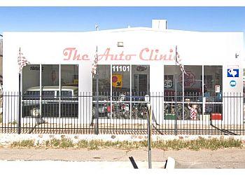 El Paso car repair shop The Auto Clinic