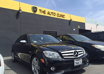 Irvine car repair shop The Auto Clinic