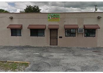 Miami auto body shop The Auto Finish Clinic